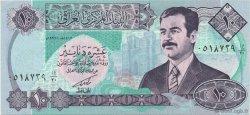 10 Dinars IRAK  1992 P.081 NEUF