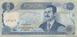 100 Dinars IRAK  1994 P.084a SUP