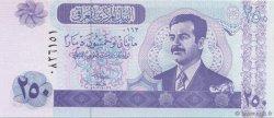 250 Dinars IRAK  2002 P.088 NEUF