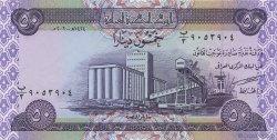 50 Dinars IRAK  2003 P.090 NEUF