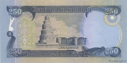 250 Dinars IRAK  2003 P.091 NEUF