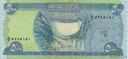 500 Dinars IRAK  2004 P.092 pr.NEUF