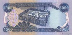 5000 Dinars IRAK  2003 P.094a NEUF