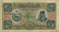 3 Tomans IRAN  1920 P.002A B à TB