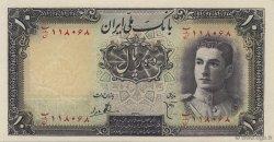 10 Rials IRAN  1944 P.040