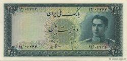 200 Rials IRAN  1951 P.051 SPL