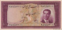 100 Rials IRAN  1951 P.057 NEUF