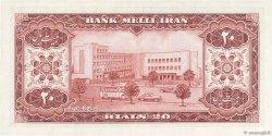 20 Rials IRAN  1954 P.065 pr.NEUF