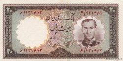20 Rials IRAN  1958 P.069 NEUF