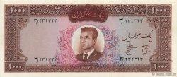 1000 Rials IRAN  1962 P.075 NEUF