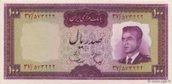 100 Rials IRAN  1965 P.080 pr.NEUF