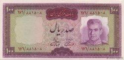 100 Rials IRAN  1971 P.086b pr.NEUF