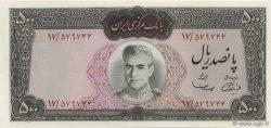 500 Rials IRAN  1969 P.088 NEUF