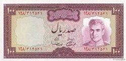 100 Rials IRAN  1971 P.091a NEUF