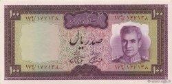 100 Rials IRAN  1971 P.091b NEUF