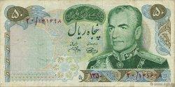 50 Rials IRAN  1971 P.097b pr.TTB