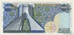 200 Rials IRAN  1974 P.103a pr.NEUF