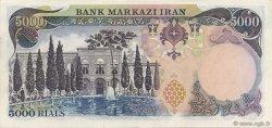 5000 Rials IRAN  1974 P.106b SUP