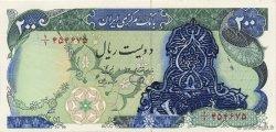 200 Rials IRAN  1979 P.113c NEUF