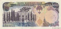 5000 Rials IRAN  1979 P.126b SUP à SPL
