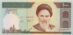 1000 Rials IRAN  1992 P.143c NEUF