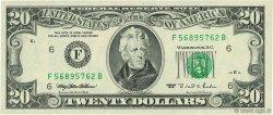 20 Dollars ÉTATS-UNIS D