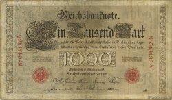 1000 Mark ALLEMAGNE  1903 P.023 TB