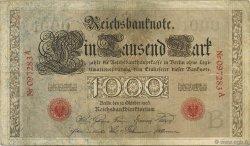 1000 Mark ALLEMAGNE  1903 P.023 TTB