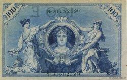 100 Mark ALLEMAGNE  1908 P.034 SPL