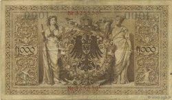 1000 Mark ALLEMAGNE  1909 P.039 TTB