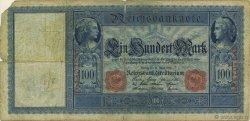 100 Mark ALLEMAGNE  1910 P.042 B