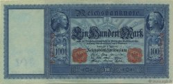 100 Mark ALLEMAGNE  1910 P.042 SUP+