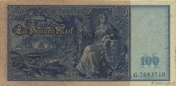 100 Mark ALLEMAGNE  1910 P.043 SUP+