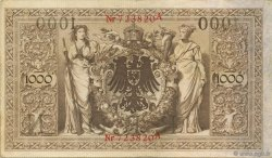 1000 Mark ALLEMAGNE  1910 P.044a pr.SPL
