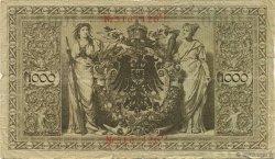 1000 Mark ALLEMAGNE  1910 P.044b B