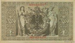 1000 Mark ALLEMAGNE  1910 P.044b SPL
