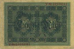 50 Mark ALLEMAGNE  1914 P.049b TTB