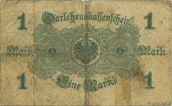 1 Mark ALLEMAGNE  1914 P.050 TB