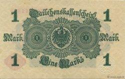 1 Mark ALLEMAGNE  1914 P.050 SUP à SPL