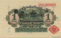 1 Mark ALLEMAGNE  1914 P.050 pr.NEUF