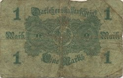 1 Mark ALLEMAGNE  1914 P.052 pr.B