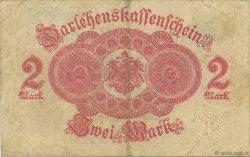 2 Mark ALLEMAGNE  1914 P.053 pr.SUP