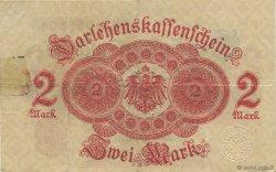 2 Mark ALLEMAGNE  1914 P.053 TTB