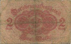 2 Mark ALLEMAGNE  1914 P.054 B