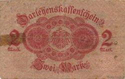 2 Mark ALLEMAGNE  1914 P.054 TTB