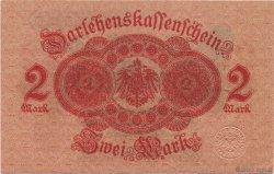 2 Mark ALLEMAGNE  1914 P.054 pr.NEUF