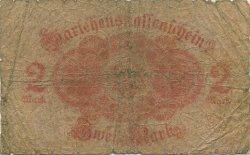 2 Mark ALLEMAGNE  1914 P.055 AB