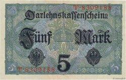 5 Mark ALLEMAGNE  1917 P.056a SPL+
