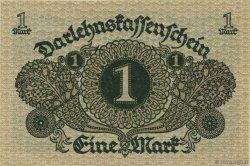 1 Mark ALLEMAGNE  1920 P.058 SPL