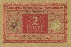 2 Mark ALLEMAGNE  1920 P.059 SUP